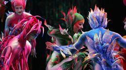 Varekai du Cirque du Soleil : une épopée fantaisiste et