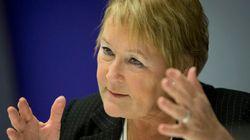Pauline Marois entame sa mission économique à Londres et Davos
