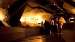 La grotte de Lascaux recréée à Montréal l'été