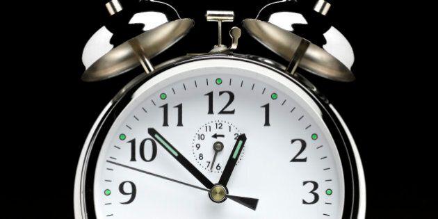 Changement d'heure au printemps 2014 au Québec: dans la nuit du 8 au 9 mars, on avance