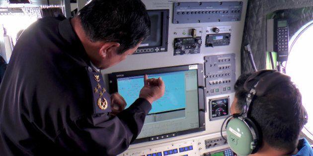 Vol MH370: l'avion se serait dirigé vers les îles