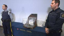 Drogues: 244 kg de cocaïne sont saisis au port de