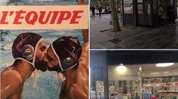 À Paris, un kiosquier accusé d'avoir censuré le magazine de