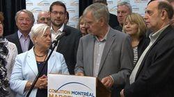 Coalition Montréal est toujours dans la course, assure Louise