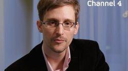 Snowden livre un message à l'occasion de