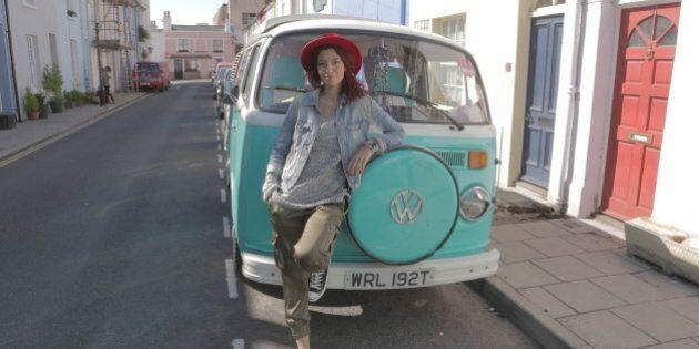 «Tamy @ Royaume-Uni» : Tamy Emma Pepin voyage en mode réseaux