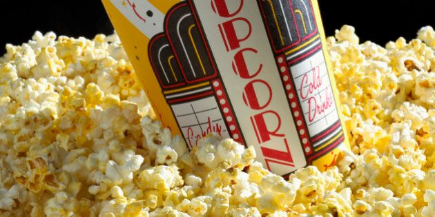 Le pop-corn : la nouvelle astuce pour ignorer la publicité au
