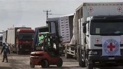 Syrie : quatre humanitaires du Comité international de la Croix-Rouge