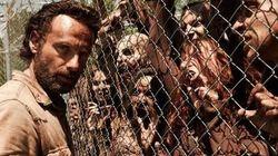 Il pleut (littéralement) des zombies dans «Walking