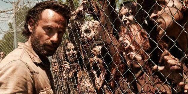 «Walking Dead»: la saison 4 revient avec de nouveaux personnages et une pluie de