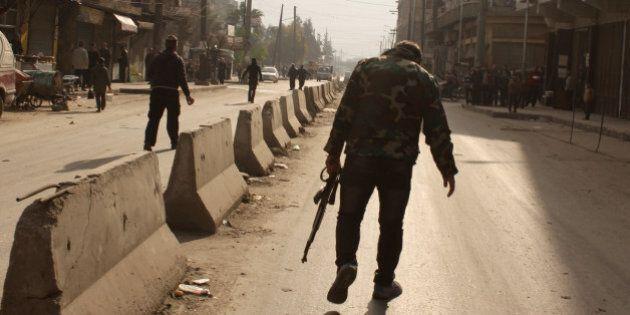 Syrie: 26 morts, en majorité rebelles, dans un attentat à la voiture