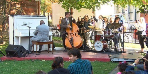 Concert gratuit d'Oliver Jones pour clore la saison des pianos publics