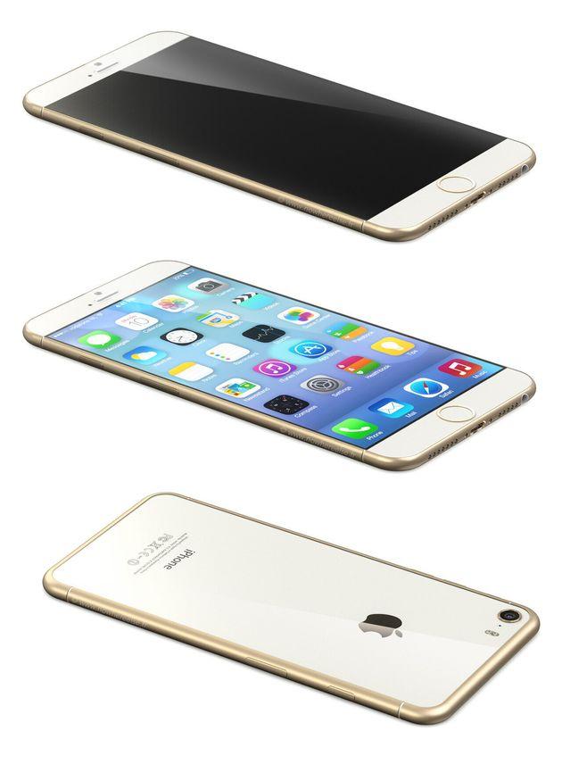 iPhone 6: Des schémas du design auraient coulé