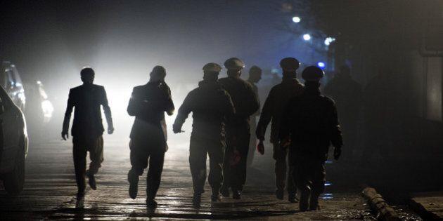 Une attaque dans un restaurant de Kaboul, en Afghanistan fait au moins 14