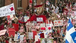 Élections 2014: Une manifestation étudiante le 3 avril pour ramener les droits de scolarité sous les