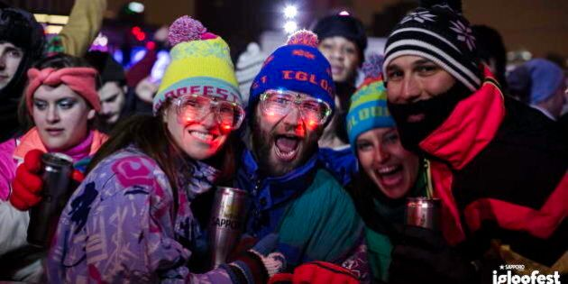 10 choses à faire avant d'aller au dernier week-end de l'Igloofest