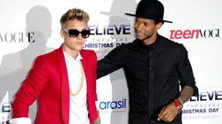 Poursuite contre Justin Bieber et Usher