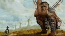 Terry Gilliam sur le point de réaliser son Don Quichotte, image à
