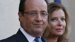 Hollande a rendu visite à Trierweiler pour la première fois hier