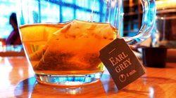 Une tasse de thé Earl Grey, précieux allié contre le