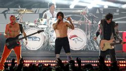 Super Bowl: les instruments des Red Hot Chili Peppers étaient
