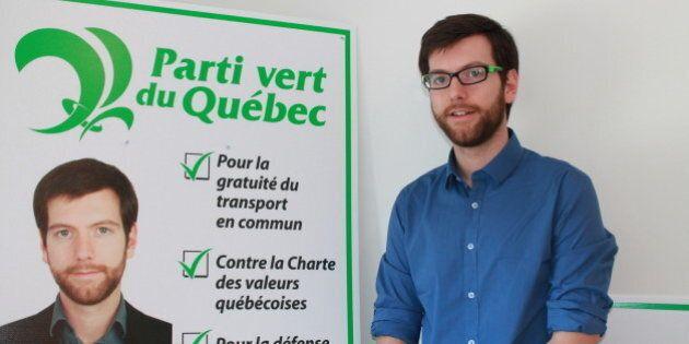 Élections 2014 - Parti vert du Québec: contre la Charte et pour l'écosocialisme