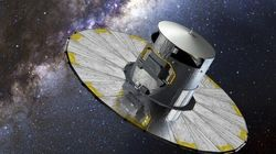 Le télescope spatial Gaia est parti pour un voyage de 5