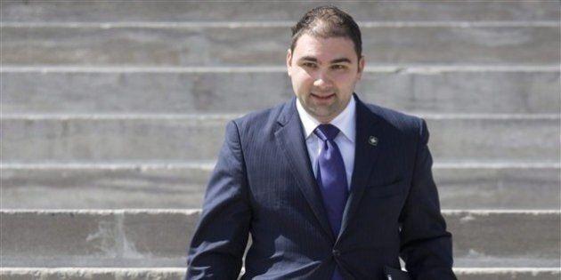 Dimitri Soudas contraint à démissionner de son poste de DG du Parti