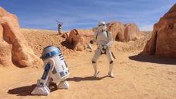 «Happy» version Star Wars, ça donne ça