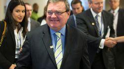 Le ministre des finances Jim Flaherty prévoit atteindre l'équilibre budgétaire en