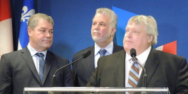 Élections 2014: Candidat du PLQ, Gaétan Barrette a voté Oui en 1995, dit