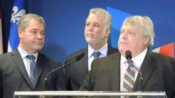 Candidat du PLQ, Gaétan Barrette a voté Oui en 1995, dit