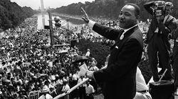 Le fameux discours «I have a dream» de Martin Luther King fête ses 50