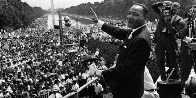 Le discours historique pour les droits civiques de Martin Luther King fête ses 50