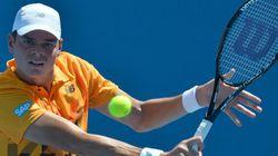 Milos Raonic l'emporte contre Daniel Gimeno-Traver et accède au deuxième tour aux Internationaux
