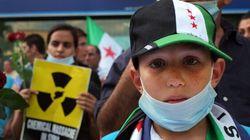 Syrie : 355 patients «présentant des symptômes neurotoxiques» sont