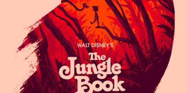10 affiches de Disney revisitées par des