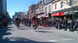 Le défilé de la Saint-Patrick de Montréal aura lieu