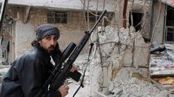 Les bombardements de l'armée de l'air syrienne font 300 morts en huit