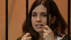 Nadejda Tolokonnikova, la deuxième membre des Pussy Riot, est remise en