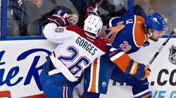 Le Canadien l'emporte 4-1 sur les Oilers