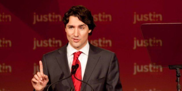 [UNVERIFIED CONTENT] Justin Trudeau speaks as Leader of the Liberal Party of Canada, 2013