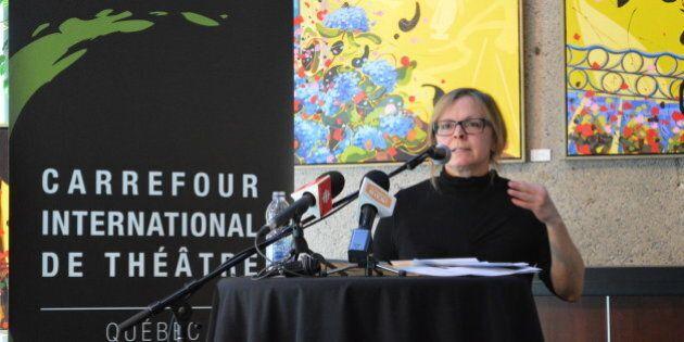 15e Carrefour international de théâtre: les démons de Nelly Arcan mis en