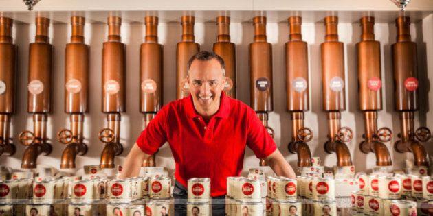 Gino Chouinard devient propriétaire de Chocolats Favoris à