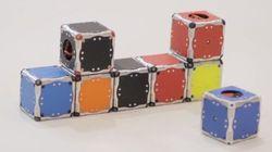 Des robots qui s'assemblent tout seuls