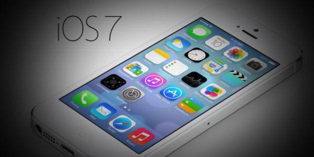 iOS 7: Cinq fonctionnalités