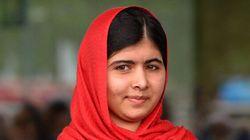 Malala obtient le Prix