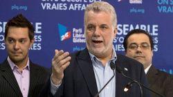 Mines, pétrole et gaz : Philippe Couillard promet des redevances aux