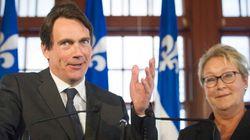 Pierre Karl Péladeau annonce sa candidature pour le PQ