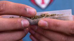 Cannabis: les chefs de police préféreraient des contraventions à des accusations